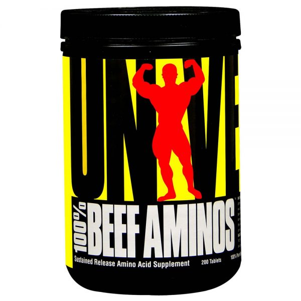 امينو بيف - Universal Beef Aminos-200Tabs
