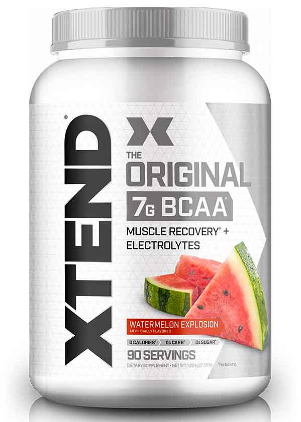xtend bcaas - Scivation xtend bcaas intra workout catalyst-90Serv.-1260G