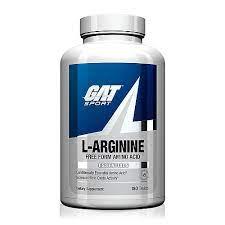 Gat Sport L-Arginine-180Serv.-180Tabs