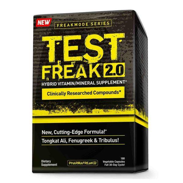 Pharmafreak test freak 2.0-30Serv.-180Caps